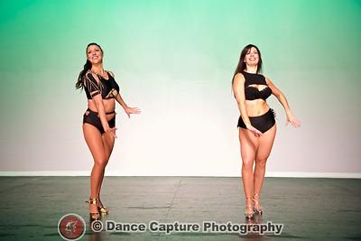 Kate & Kirstie - Samba