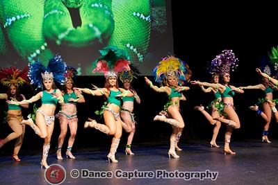 Samba Moves and Tricks