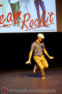 Will Tran from Team Rockit