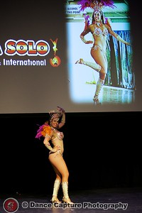 Kirstie - Samba Solo