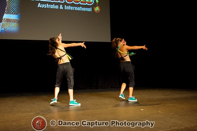 Kate & Kirstie - Dancehall