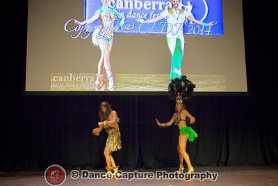 Samba Duet - Robyn & Kate