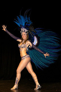 Subsdance Dance Studio Show 2013 - Glamourosas Authentic Brazilian Entertainment