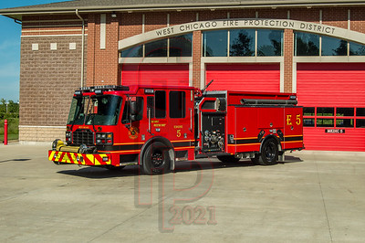 West Chicago Fire Protection District