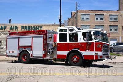 Warrenville Fire Protection District