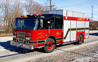 Calumet City Fire Department
