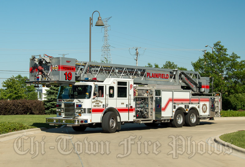 Tower Ladder 1919