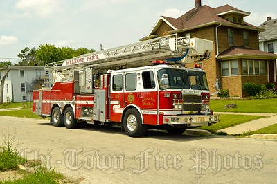 Melrose Park Fire Department