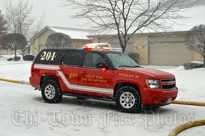 Tinley Park Fire Department