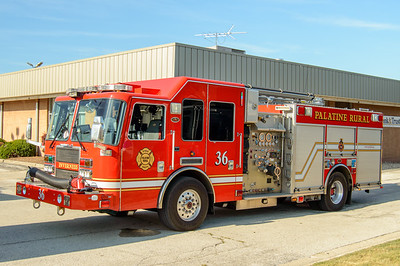 Palatine Rural Fire Protection District