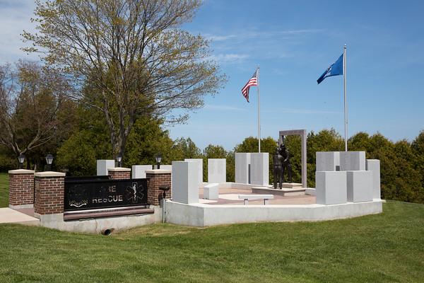 Algoma Firefighter Memorial