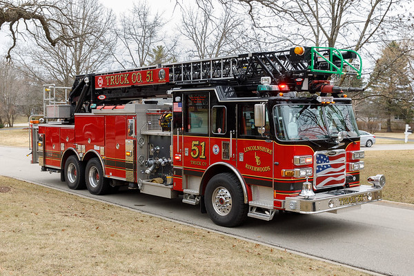 Lake Forest Box Alarm 81 W North Ave