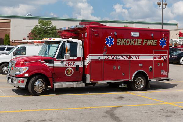 Skokie Still Alarm 7050 Carpenter