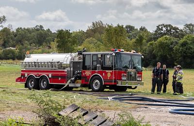 West Chicago Training Burn 1301 Joliet