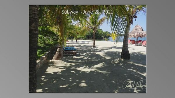 Subway - June 28, 2021