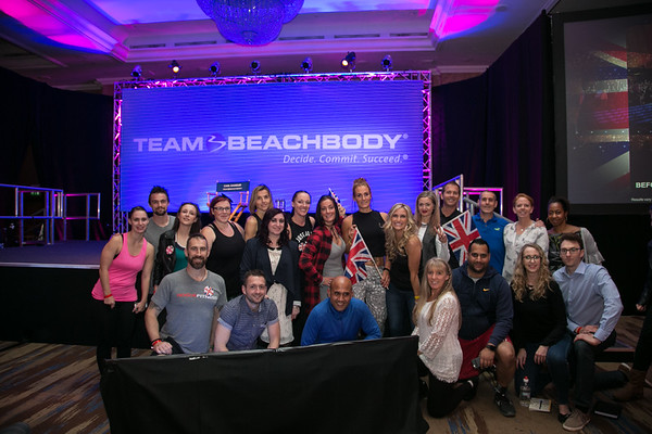 Beachbody London Event 2017