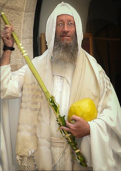 Kabbalist Jerusalem