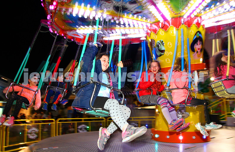 30-9-15. Chabad Youth annual Succot at Luna Park. Photo: Peter Haskin