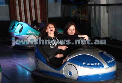 Succot at Melbourne Luna Park 2014