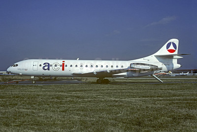 Air Charter International Sud Aviation SE.210 Caravelle 10B3 F-BJTU (msn 189) ORY (Christian Volpati). Image: 920005.