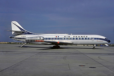 "Airline Color Scheme - Introduced 1959 - ""Provence"""