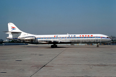 Air Inter Sud Aviation SE.210 Caravelle 12 F-BTOA (msn 274) ORY (Christain Volpati). Image: 902311.