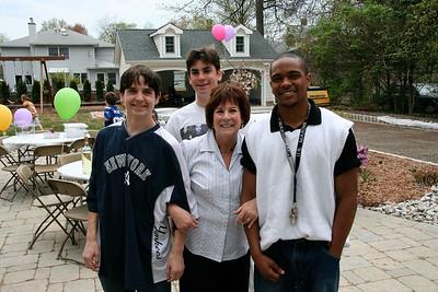 Scott Howard, Aaron Davidson, Susan Glick