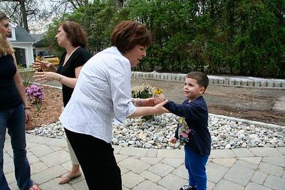 Sue Glick retirement party 2007
