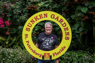 Jack in Sunken Gardens