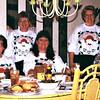 Sanibel 1993 lunch