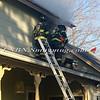 Amityville F D  House Fire 58 Park Avenue 2-22-15-3