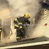 Amityville F D  House Fire 58 Park Avenue 2-22-15-11