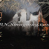Bellport F D  House Fire 1789 Atlantic Ave  3-12-13-16