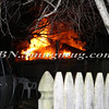 Brentwood F D  Working House Fire 355 Whipple St  11-22-11-1