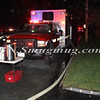 Brentwood F D  Working House Fire 355 Whipple St  11-22-11-80