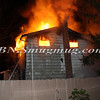 Brentwood F D  Working House Fire 355 Whipple St  11-22-11-4