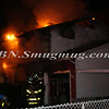 Brentwood F D  Working House Fire 355 Whipple St  11-22-11-18