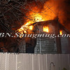 Brentwood F D  Working House Fire 355 Whipple St  11-22-11-5