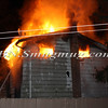 Brentwood F D  Working House Fire 355 Whipple St  11-22-11-3