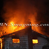 Brentwood F D  Working House Fire 355 Whipple St  11-22-11-7