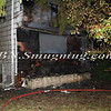 Brentwood F D  Working House Fire 355 Whipple St  11-22-11-76