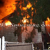 Brentwood F D  Working House Fire 355 Whipple St  11-22-11-2