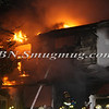 Brentwood F D  Working House Fire 355 Whipple St  11-22-11-20