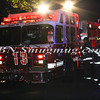 Brentwood F D  Working Vacant House Fire 66 Patton Ave 10-17-11-83