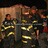 Brentwood F D  Working Vacant House Fire 66 Patton Ave 10-17-11-57