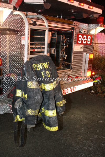 Brentwood F D  Working Vacant House Fire 66 Patton Ave 10-17-11-65