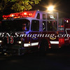 Brentwood F D  Working Vacant House Fire 66 Patton Ave 10-17-11-85