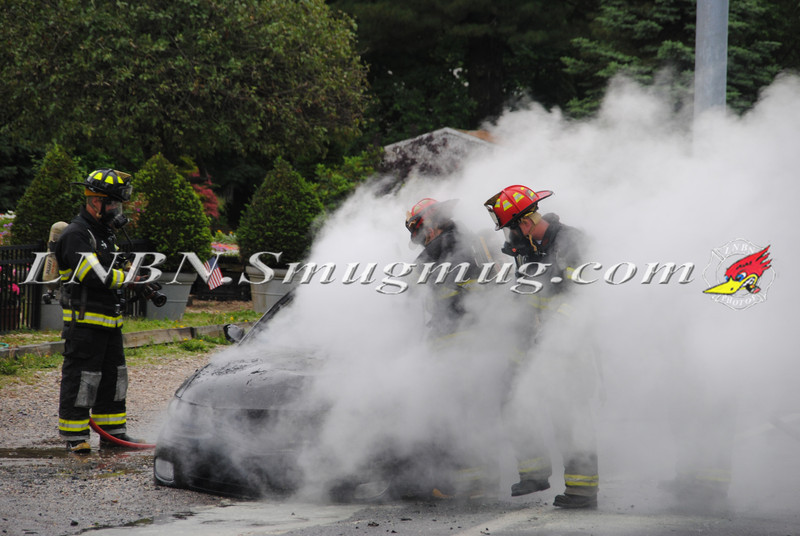 Center Moriches Car Fire 6-14-12-1