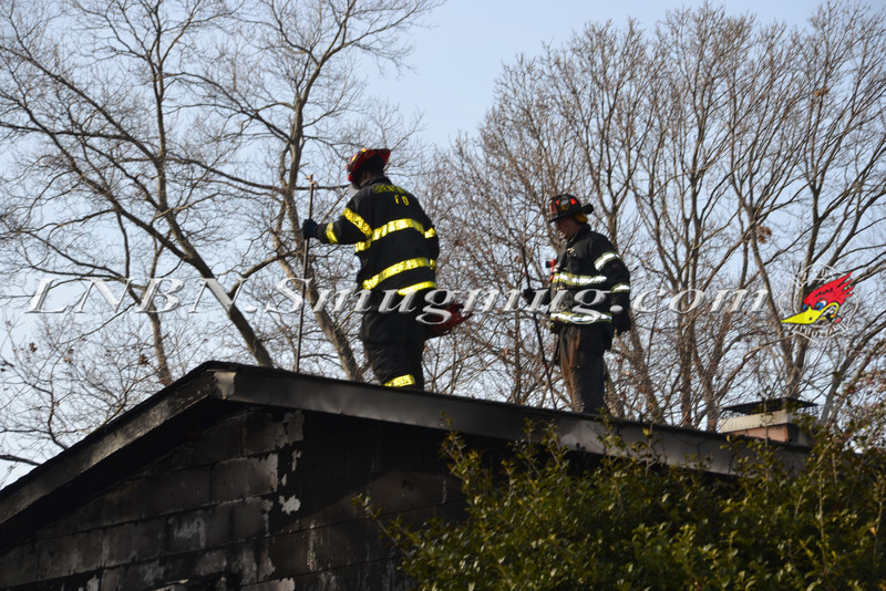 Commack F D  House Fire 42 Deepdale Drive 2-10-12-1
