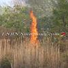 Copiague Brush Fire-7